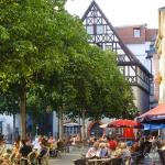 Restaurants am Markt