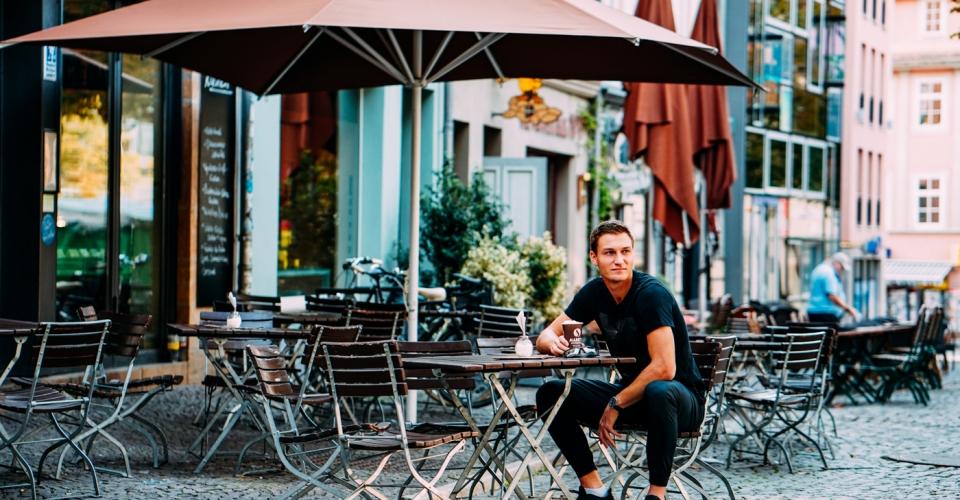 Kaffee am Markt 11©JenaKultur, Thomas Röhler