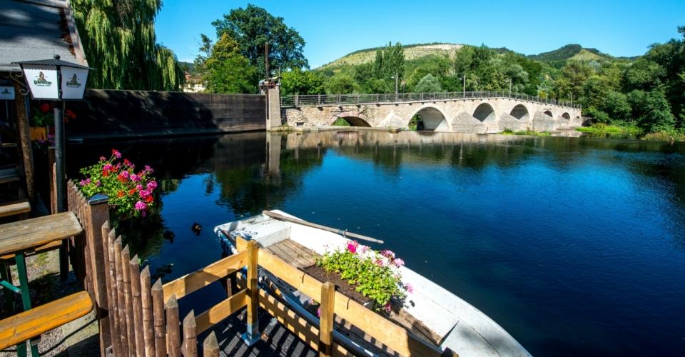 Jena_Saale_Burgaubrücke©Ch. Häcker